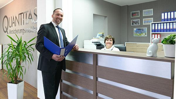 Quantitas Versicherungsmakler Kontakt